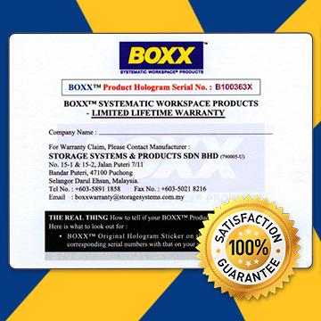boxx-quality-policy